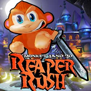 Monkey Land 3D Reaper Rush