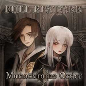 Monochrome Order Source of Vitality