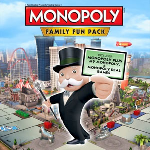 Buy Monopoly Family Fun Pack PS4 Compare Prices