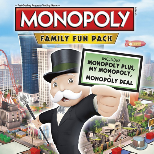 Buy Monopoly Family Fun Pack Xbox One Code Compare Prices
