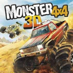 Buy Monster 4x4 Nintendo 3DS Download Code Compare Prices