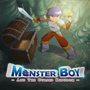 Buy Monster Boy and the Cursed Kingdom PS4 Compare Prices