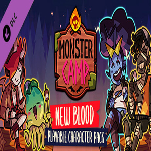 Monster Camp Character Pack New Blood