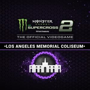 Monster Energy Supercross 2 Los Angeles Memorial Coliseum