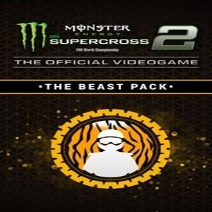 Monster Energy Supercross 2 The Beast Pack