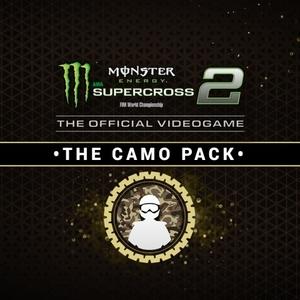 Monster Energy Supercross 2 The Camo Pack