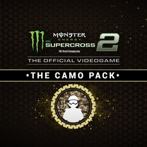 Buy Monster Energy Supercross 2 The Camo Pack CD Key Compare Prices