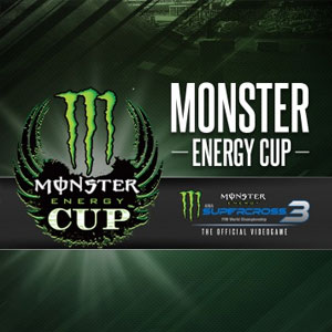Monster Energy Supercross 3 Monster Energy Cup