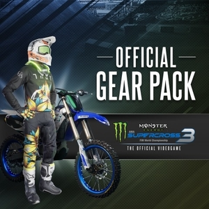Monster Energy Supercross 3 Official Gear Pack