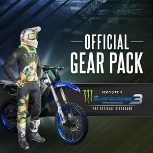 Monster Energy Supercross 3 Official Gear Pack