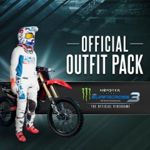 Monster Energy Supercross 3 Official Outfit Pack