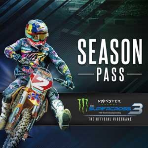 Monster Energy Supercross 3 Season Pass