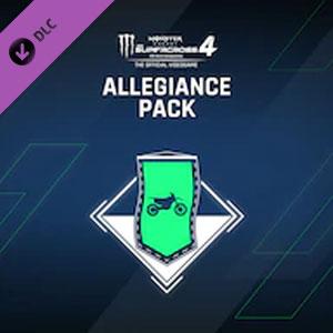 Monster Energy Supercross 4 Allegiance Pack