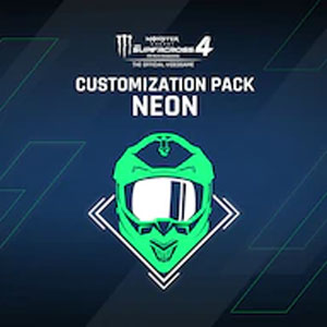 Monster Energy Supercross 4 Customization Pack Neon