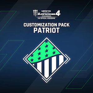 Buy Monster Energy Supercross 4 Customization Pack Patriot PS4 Compare Prices
