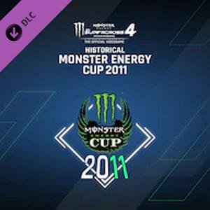 Monster Energy Supercross 4 Historical Monster Energy Cup 2011