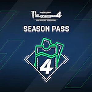 Monster Energy Supercross 4 Season Pass