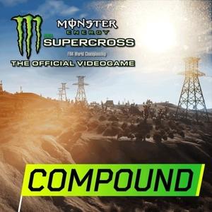 Monster Energy Supercross Compound