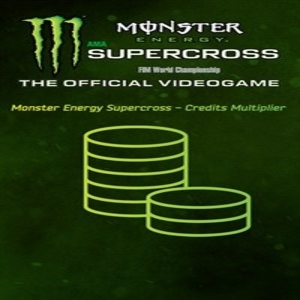 Buy Monster Energy Supercross Credits Multiplier PS4 Compare Prices