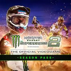 Buy Monster Energy Supercross The Official Videogame 2  Season Pass PS4 Compare Prices