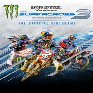 Buy Monster Energy Supercross The Official Videogame 3 Xbox Series Compare Prices
