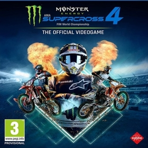 Buy Monster Energy Supercross The Official Videogame 4 PS5 Compare Prices