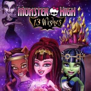 Buy Monster High 13 Wishes Nintendo 3DS Download Code Compare Prices