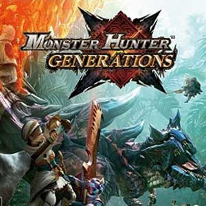 Buy Monster Hunter Generations Nintendo 3DS Download Code Compare Prices