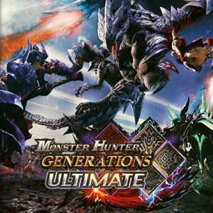 Buy Monster Hunter Generations Ultimate Nintendo Switch Compare Prices
