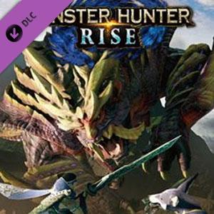 Monster Hunter Rise BGM Kamura Village