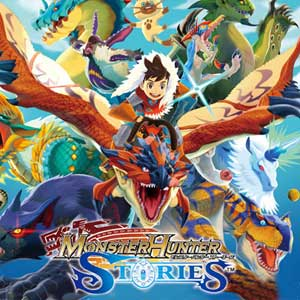 Buy Monster Hunter Stories 3DS Download Code Compare Prices