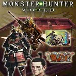 Buy Monster Hunter World Deluxe Kit CD Key Compare Prices
