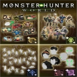 Monster Hunter World DLC Collection