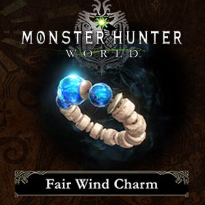 Buy Monster Hunter World Fair Wind Charm Xbox One Compare Prices