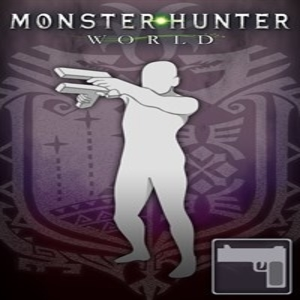 Monster Hunter World Gesture Devil May Cry Dual Guns