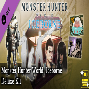 Monster Hunter World Iceborne Deluxe Kit
