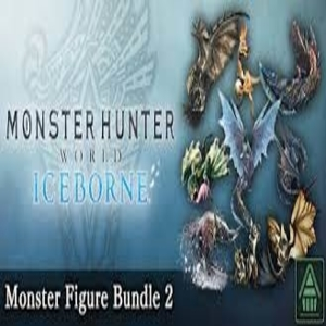 Buy Monster Hunter World Iceborne Figure Bundle 2 PS4 Compare Prices