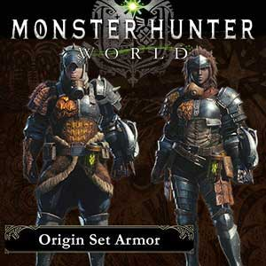 Buy Monster Hunter World Origin Armor Set CD Key Compare Prices