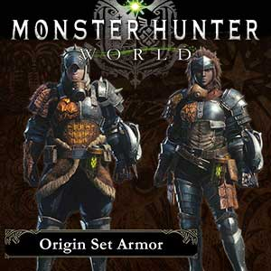Buy Monster Hunter World Origin Armor Set PS4 Compare Prices