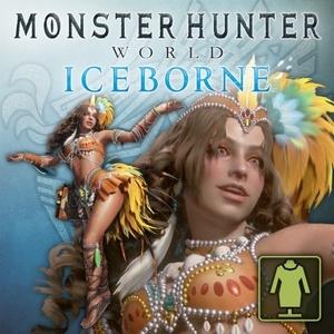 Buy Monster Hunter World The Handler's Festive Samba Costume CD Key Compare Prices
