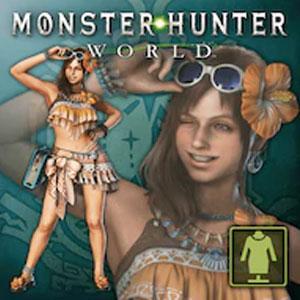 Monster Hunter World The Handler's Sunshine Pareo