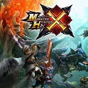 Buy Monster Hunter XX 3DS Download Code Compare Prices