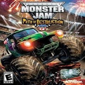 Monster Jam Path of Destruction