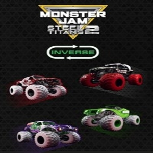 Buy Monster Jam Steel Titans 2 Inverse Truck Pack PS4 Compare Prices