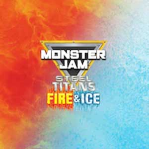 Monster Jam Steel Titans Fire & Ice
