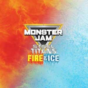 Monster Jam Steel Titans Fire & Ice