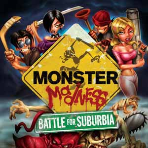 Buy Monster Madness Battle for Suburbia Xbox 360 Code Compare Prices