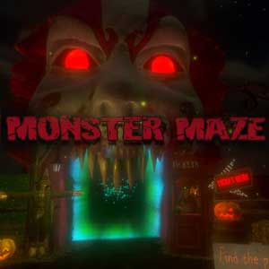 Buy Monster Maze VR CD Key Compare Prices