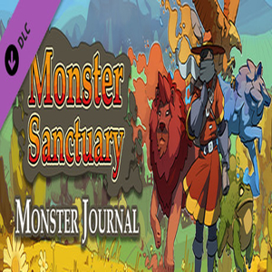 Monster Sanctuary Monster Journal