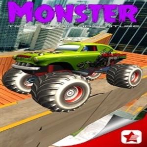 Monster Truck Ramp Adventure